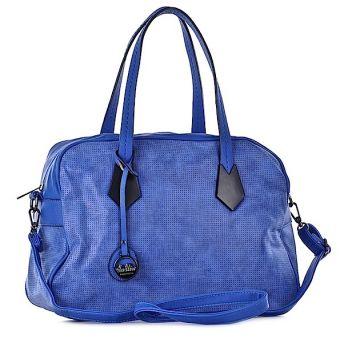 Sportowa torba damska do ręki eko skóra Fibi