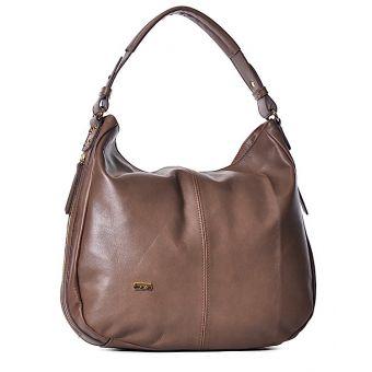 Damska torebka skórzana laza na ramię  Luisa