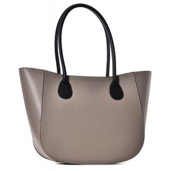 Skórzana torebka damska włoska Flavia