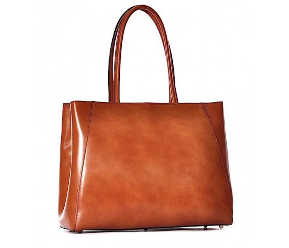 Elegancka torebka kuferek LUXIA