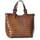 Włoska torba ze skóry shopper Beatrice