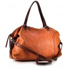Skórzana torba na ramię AMBROSIA