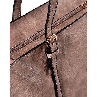 Duża torba damska shopper Florance
