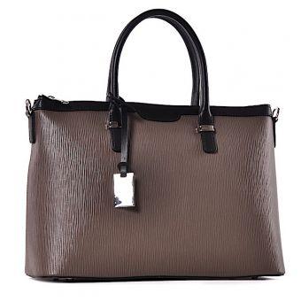 Modna torebka damska kuferek Teresa