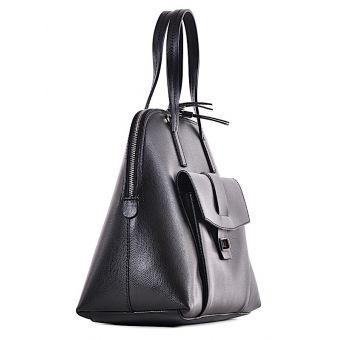 Włoska torebka damska kuferek Loriana