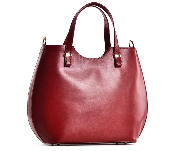 a9ed1368e070b Torebka damska shopper bag czerwona jpg 700x600 Torebka damska