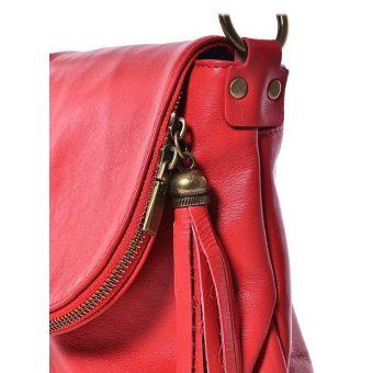 Oryginalna torebka włoska skórzana na ramię Ciri