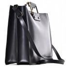 Skórzana torba damska na laptopa