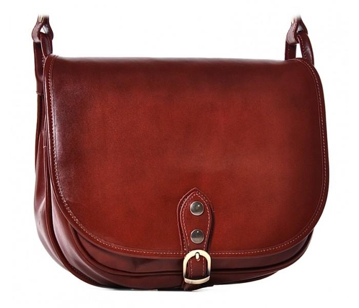 a5edf41c294da Włoska torba damska listonoszka na ramię