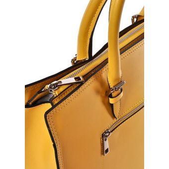 Biznesowa torba damska skórzana