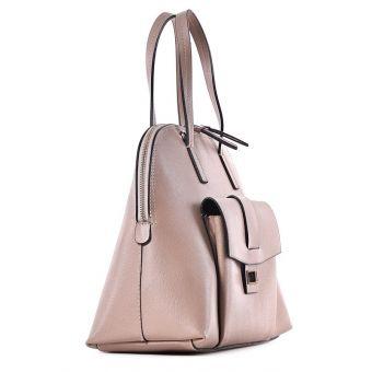Elegancka torba damska ze skóry do ręki