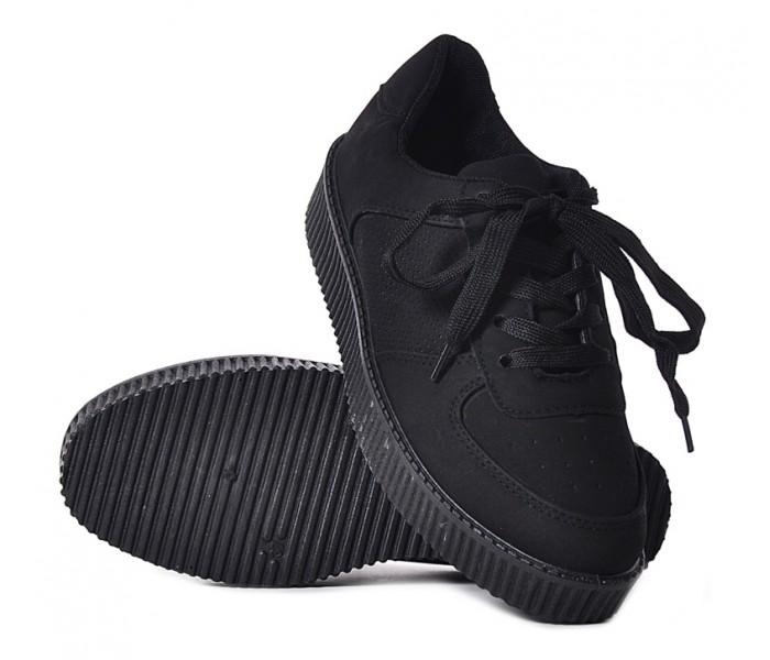 Buty sportowe damskie czarne