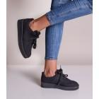 Sportowe buty damskie czarne