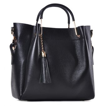 Wizytowa torebka damska czarna