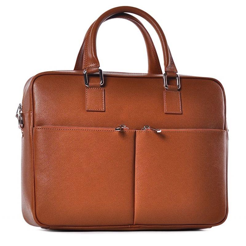 0729885e50029 Eleganckie teczki damskie ze skóry biznesowe torby na laptopa ...