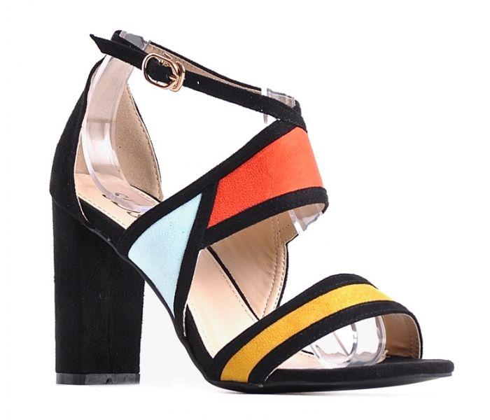 Zamszowe buty damskie na lato