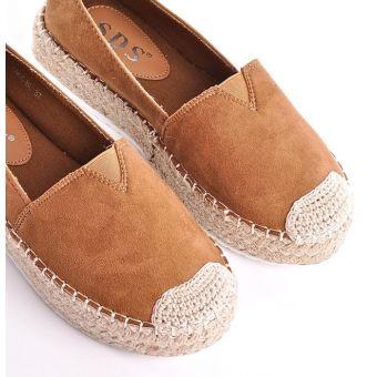 Espadryle na platformie wygodne buty na lato