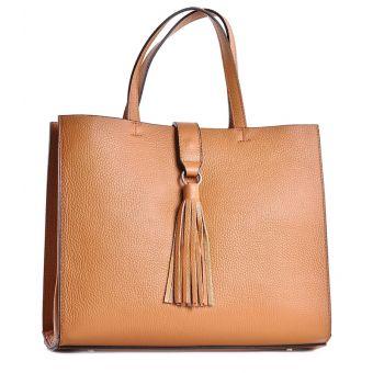 62a0ead832185 Włoska torebka kuferek a4 skóra naturalna ...