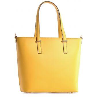 e50e88bc00a46 Torby shopper bag to hit wielu sezonów. Duże torby nie tylko na ...