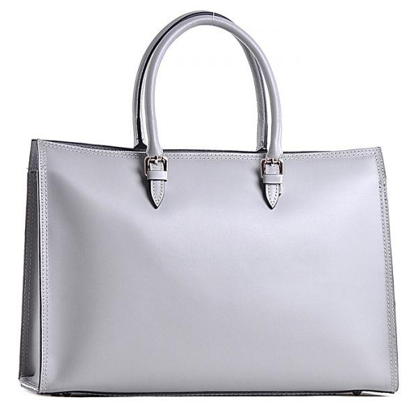 Biznesowa torba damska ze skóry
