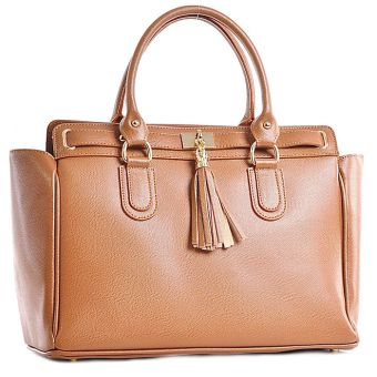 Włoska torebka damska skórzana kuferek