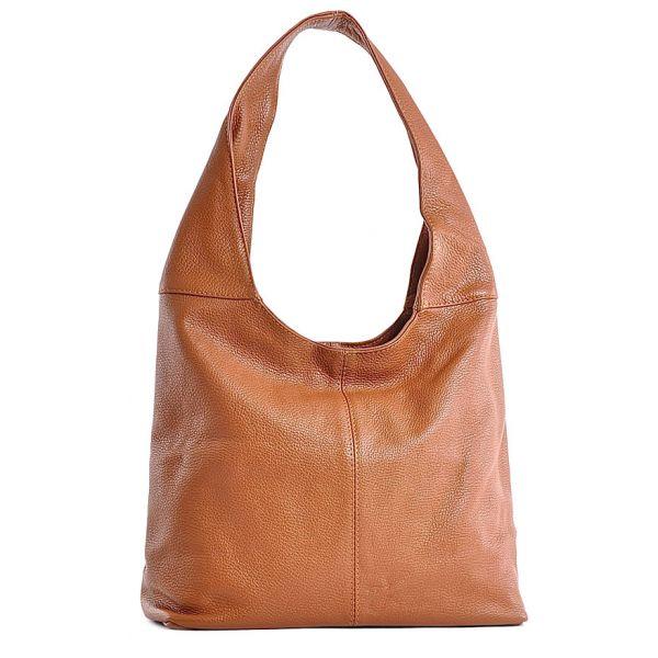 Skórzana torba włoska worek