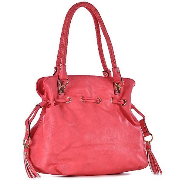 różowa torebka damska