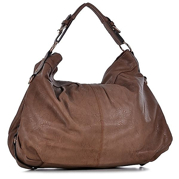 Beżowa torebka damska