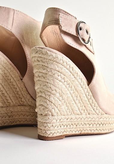 Letnie buty damskie na...