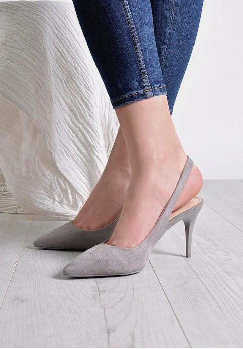 Buty damskie szpilki bez pięty