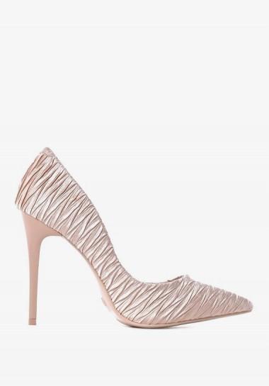 Ślubne buty damskie