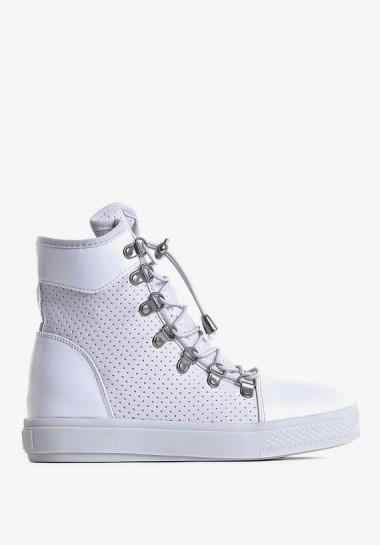 Modne buty damskie sneakersy