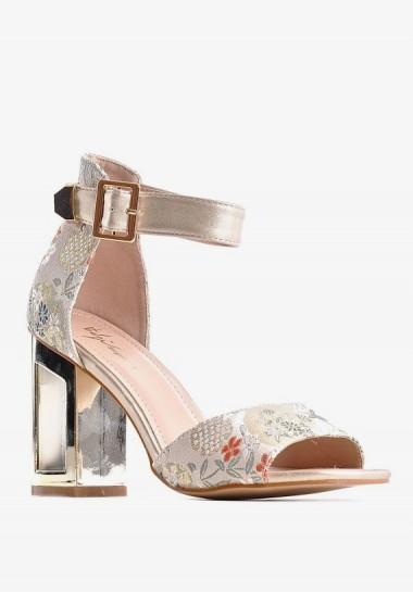 Eleganckie sandały damskie...