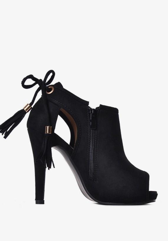buty damskie na obcasach