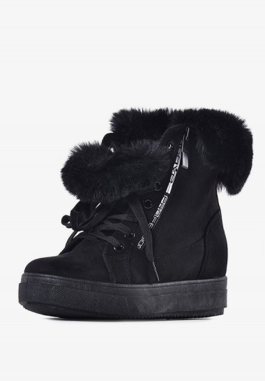 Sneakersy damskie na...