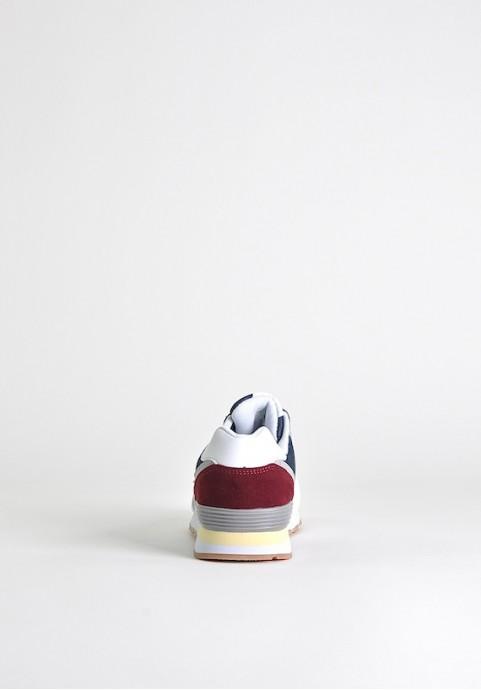 Modne sneakersy sportowe