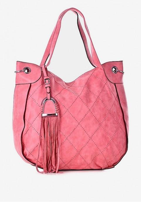 torebka damska z frędzlami