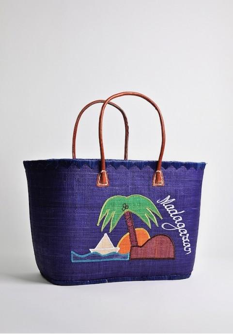 Duża torba plażowa