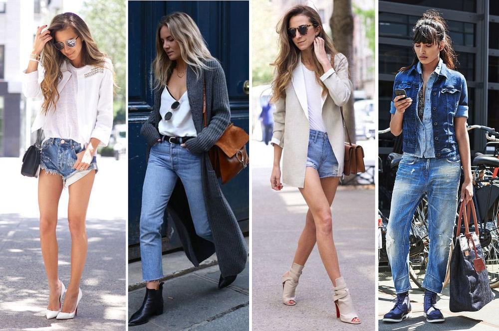 49c51233 Stylizacje do jeansów, boyfriend'y, skinny jeansy czy może dzwony ...