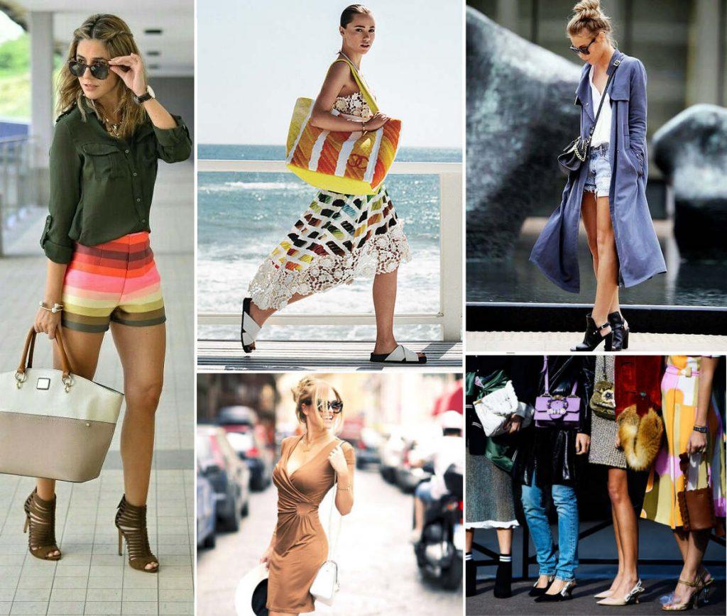 małe torebki dla szczupłych kobiet, modne stylizacje z torebkami