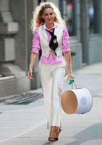 Szpilki, buty na każdą okazję! Styl wg Carrie Bradshaw.