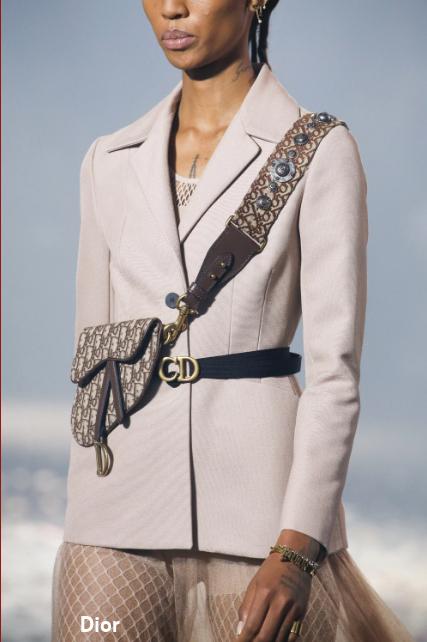 najpopularniejsze torebki damskie it-bag projektu Galliano dla Dior, torebka siodło, saddle bag Dior