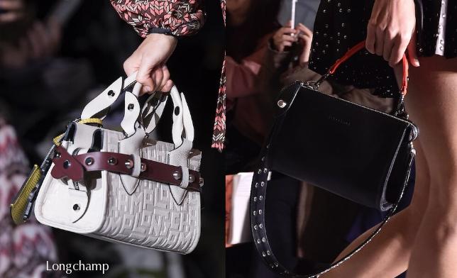 Longchamp torebki z kolekcji jesień zima 2019/2020
