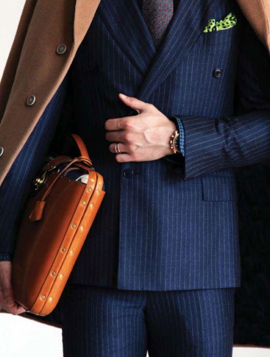 Torby męskie - prestiż i elegancja w stylu formalnym i casualowym