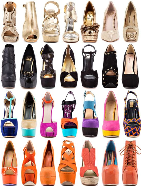 Strony z butami damskimi. Czy warto robić zakupy przez internet?