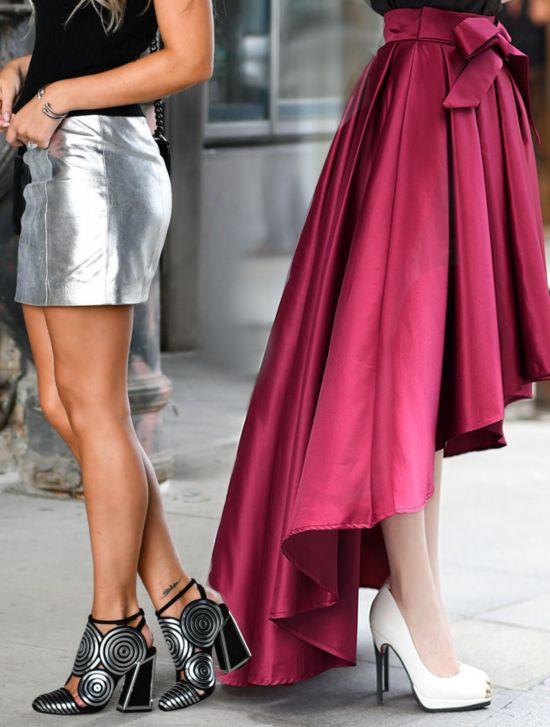 Jakie buty do sukienki maxi, midi i mini? Modne stylizacje karnawałowe!