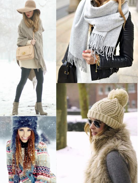 Jak wyglądać stylowo w zimie i nie zmarznąć?