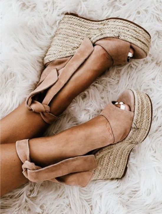 Espadryle - must have na lato 2018!